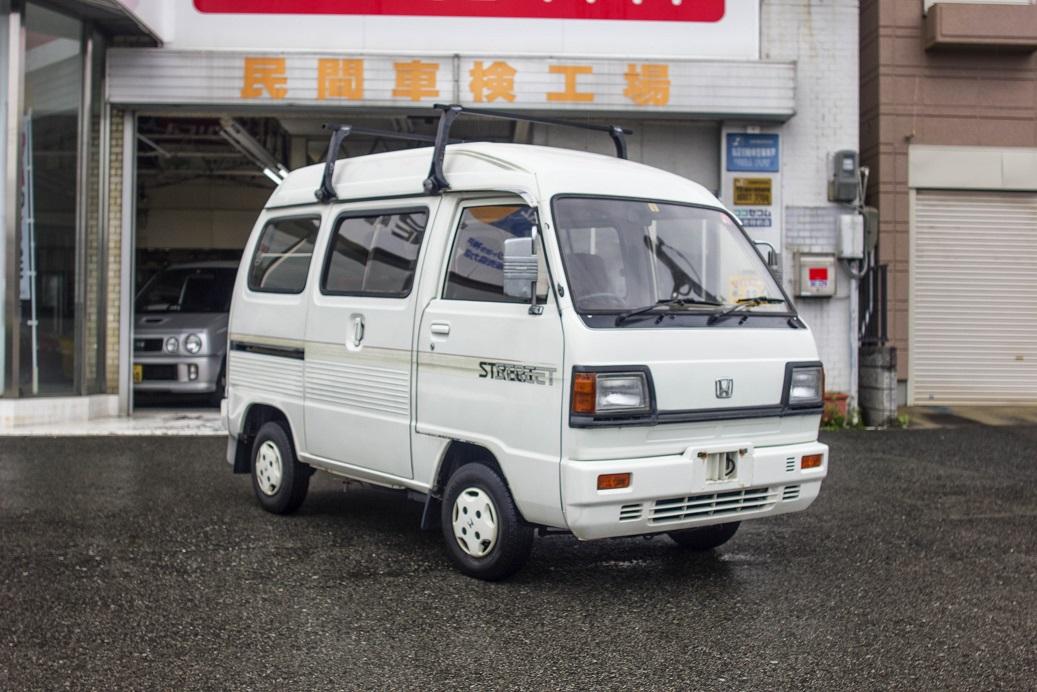 Honda Street 1988 - 1993 Microvan #5