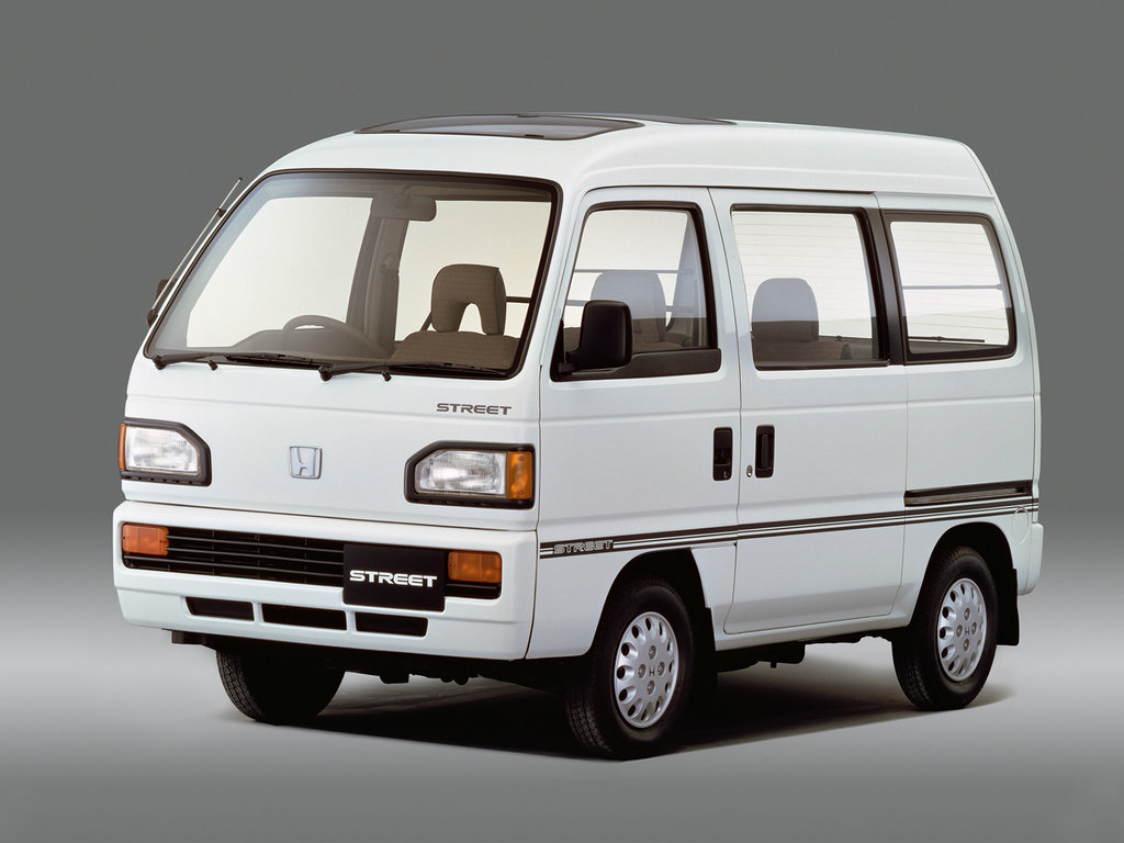 Honda Street 1988 - 1993 Microvan #3