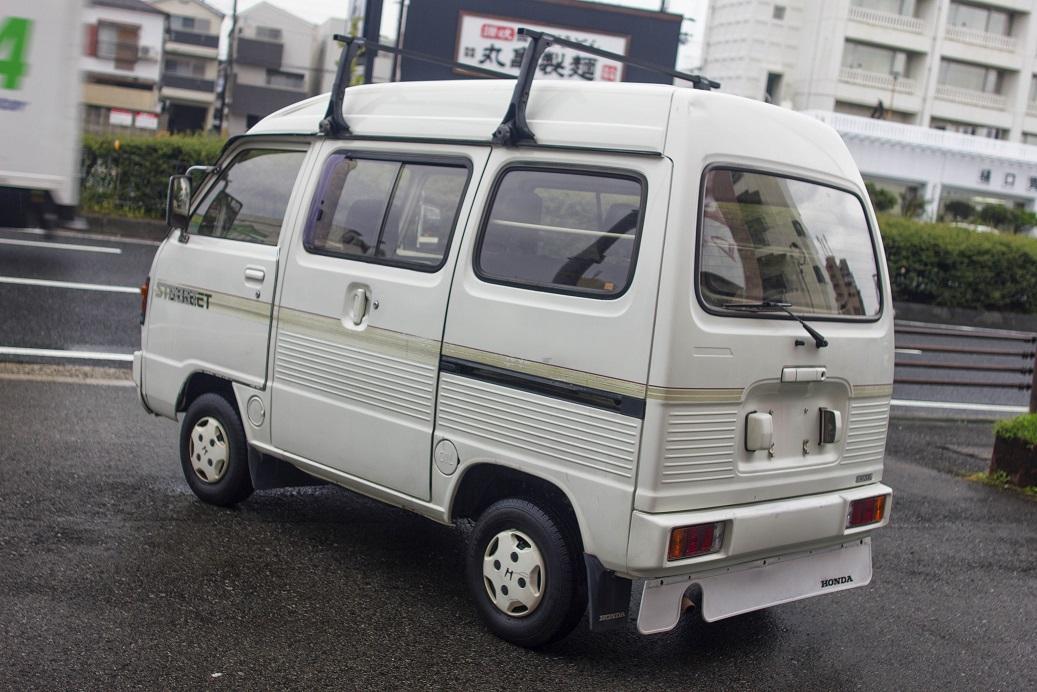 Honda Street 1988 - 1993 Microvan #2