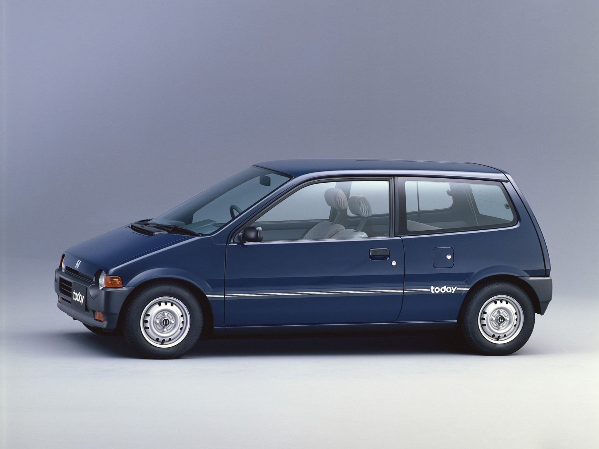 Honda Today 1985 - 1992 Hatchback 3 door #2