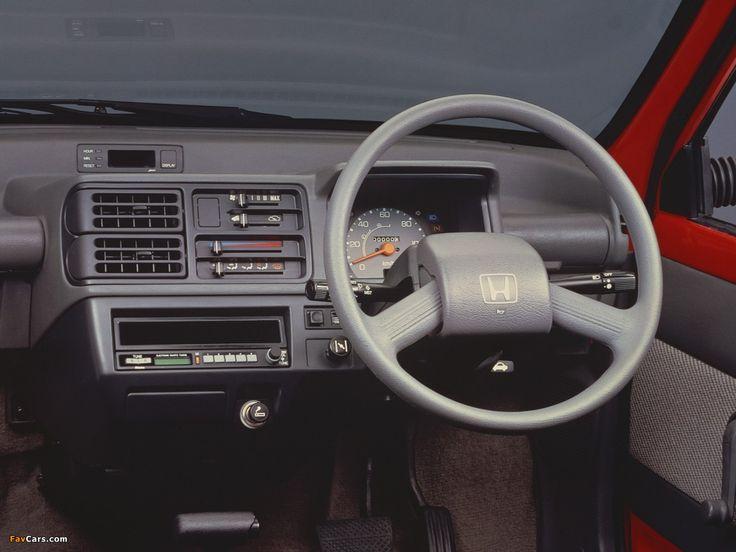 Honda Today 1985 - 1992 Hatchback 3 door #7