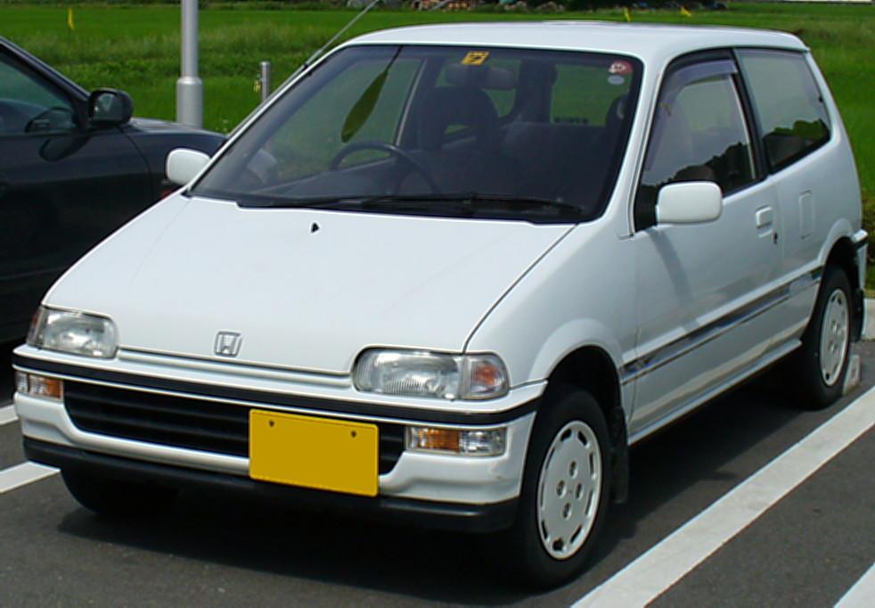 Honda Today 1985 - 1992 Hatchback 3 door #8