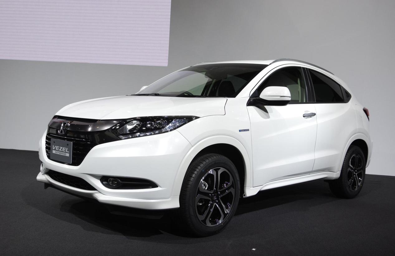 Honda Vezel 2013 - now SUV 5 door #4