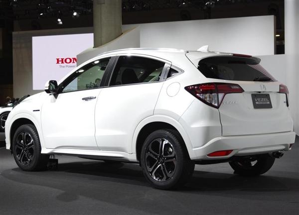 Honda Vezel 2013 - now SUV 5 door #2
