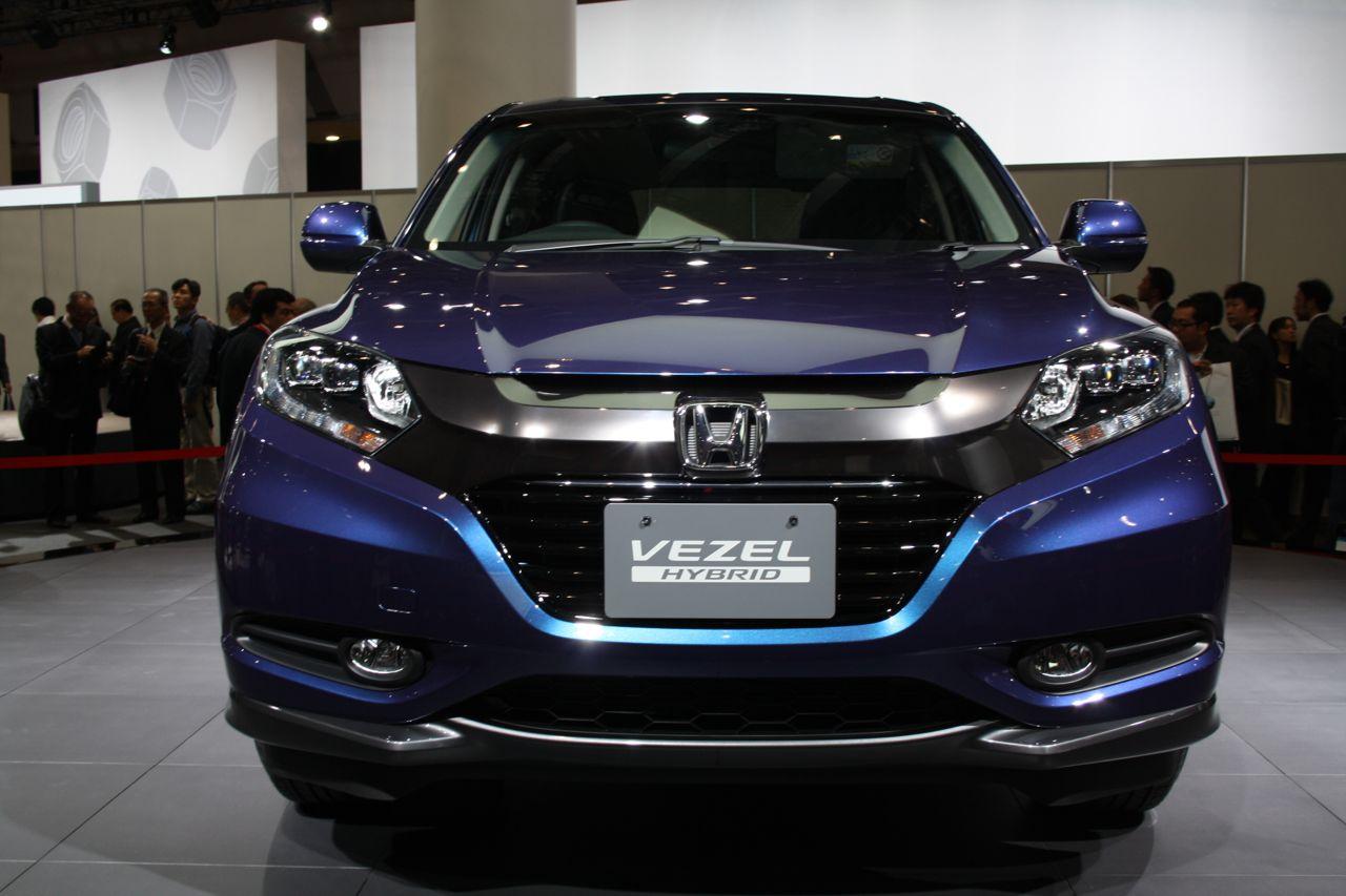 Honda Vezel 2013 - now SUV 5 door #6