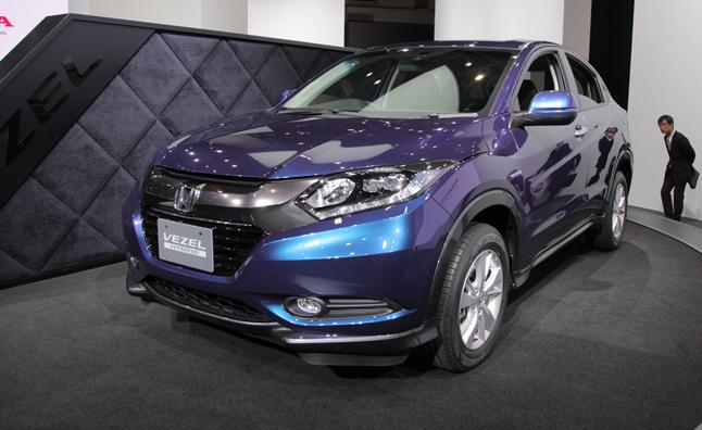 Honda Vezel 2013 - now SUV 5 door #1