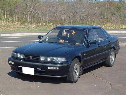 Honda Vigor III 1989 - 1995 Sedan #6