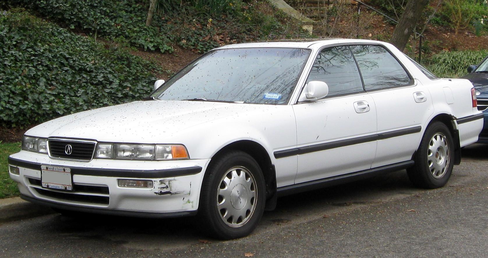 Honda Vigor III 1989 - 1995 Sedan #1