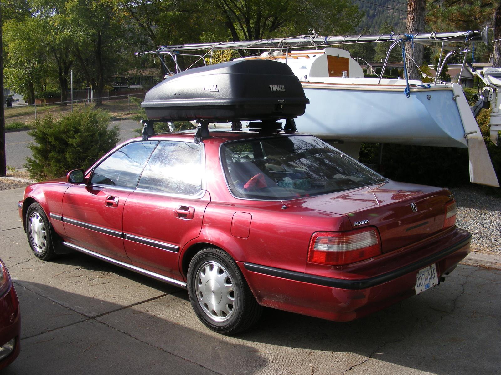 Honda Vigor III 1989 - 1995 Sedan #2