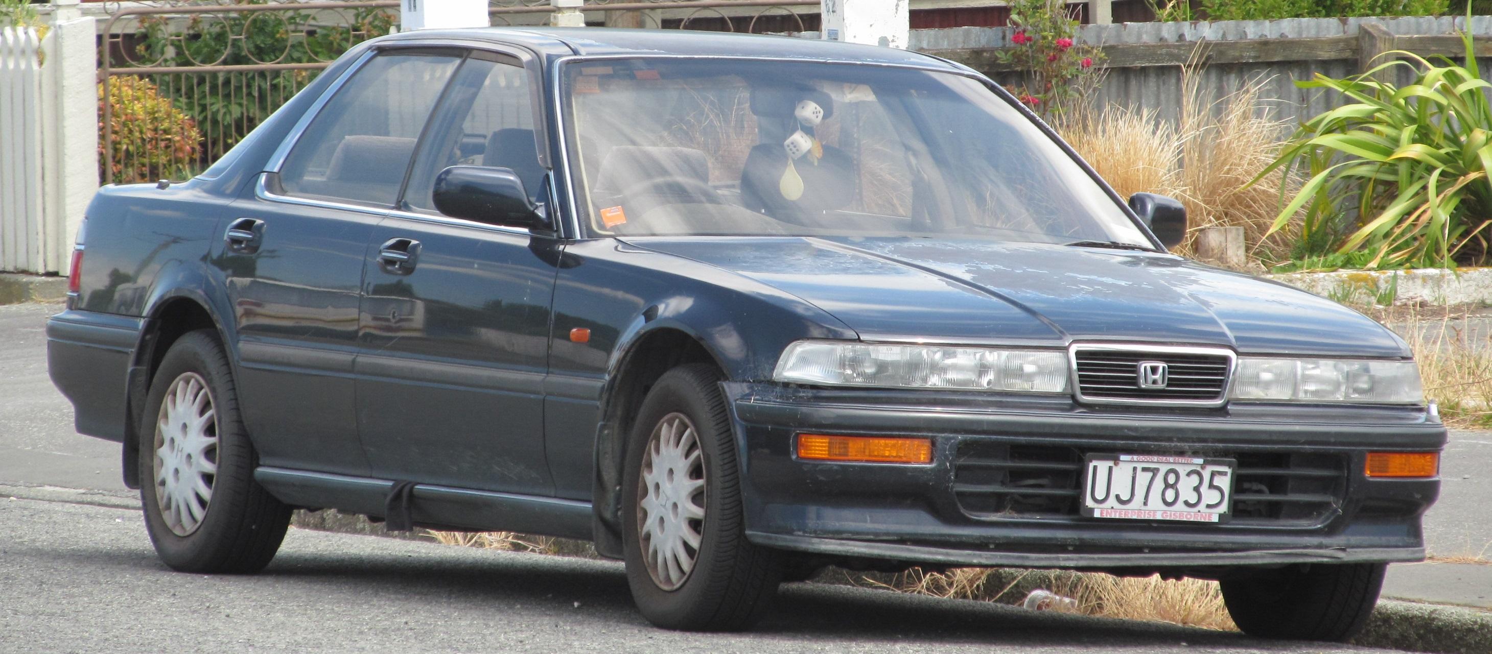 Honda Vigor III 1989 - 1995 Sedan #3