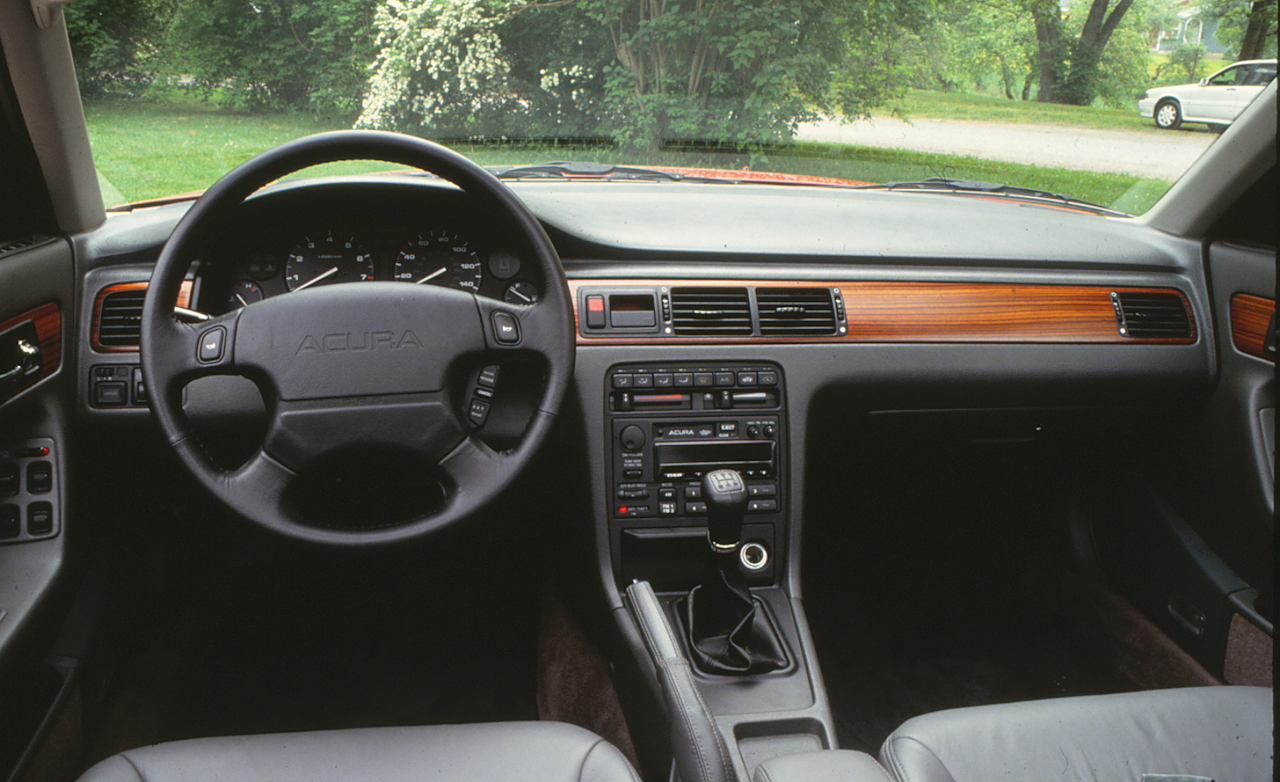 Honda Vigor III 1989 - 1995 Sedan #5