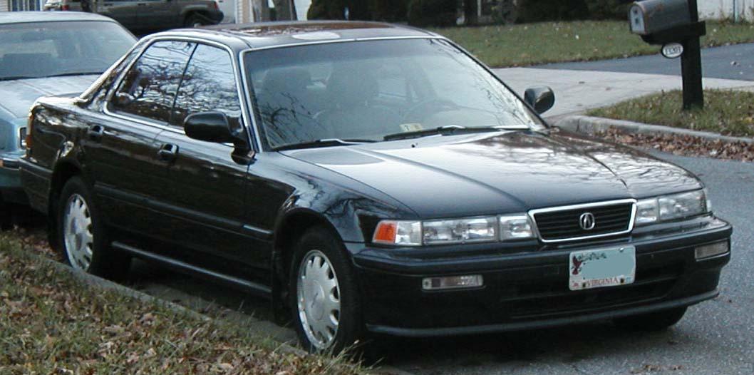 Honda Vigor III 1989 - 1995 Sedan #7