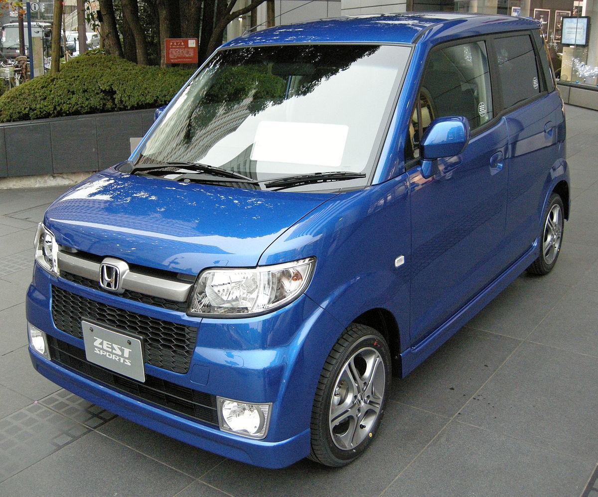 Honda Zest 2006 - 2012 Hatchback 5 door #8