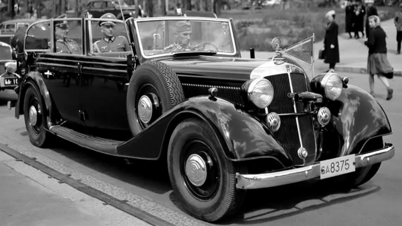Horch 830 1933 - 1940 Sedan #8