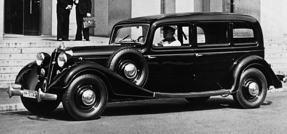 Horch 830 1933 - 1940 Sedan #7