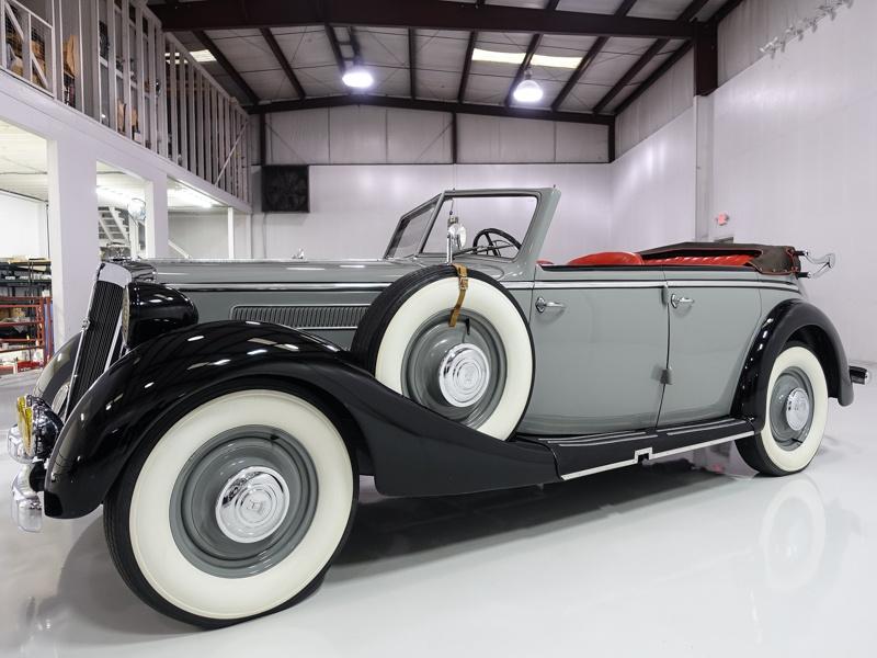 Horch 830 1933 - 1940 Sedan #4