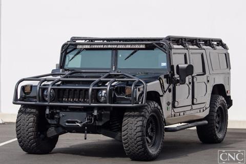 Hummer H1 1992 - 2006 Pickup #1