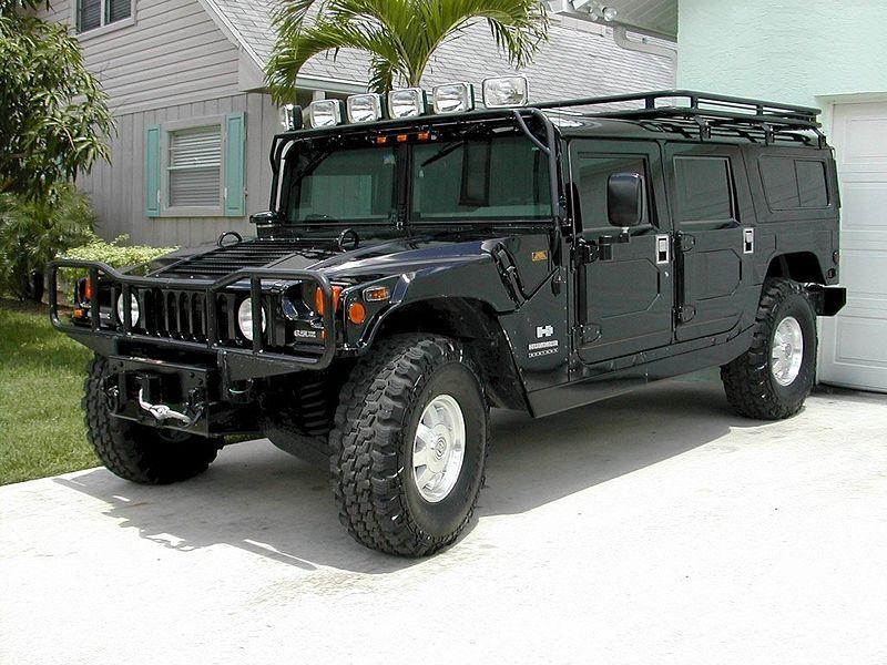 Hummer H1 1992 - 2006 Pickup #4