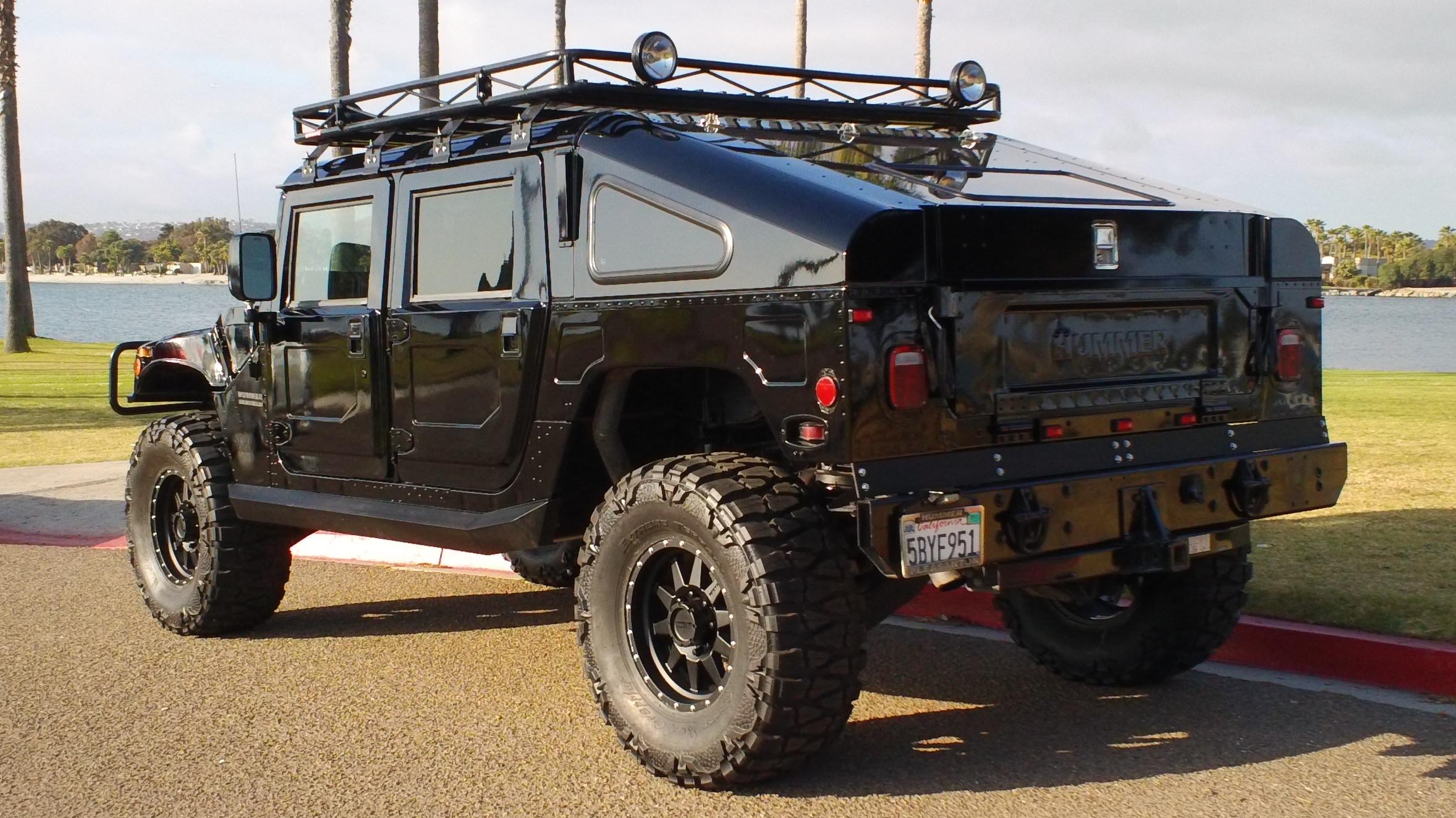 Hummer H1 1992 - 2006 Pickup #3