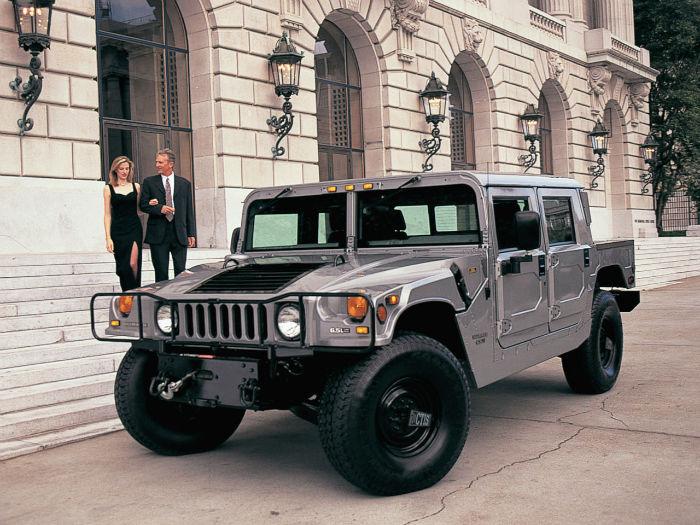 Hummer H1 1992 - 2006 SUV 5 door #1