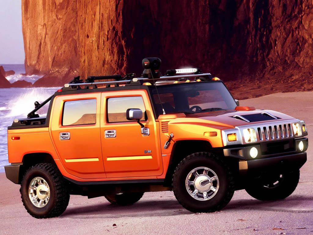 Hummer H2 2002 - 2009 Pickup #2