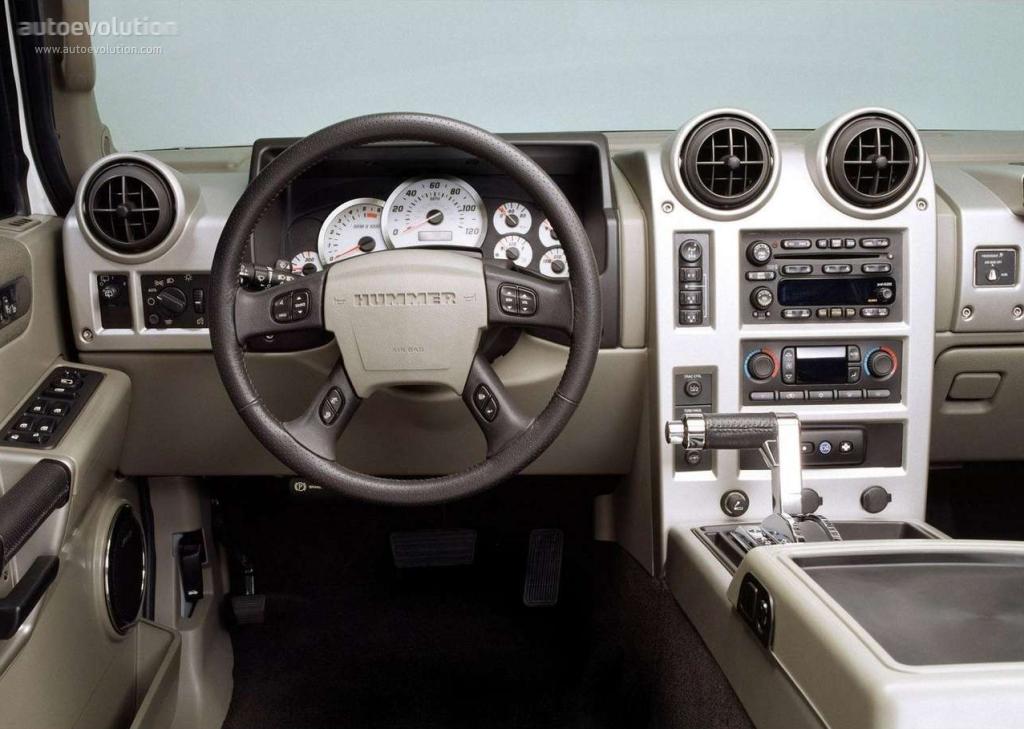 Hummer H2 2002 - 2009 Pickup #4