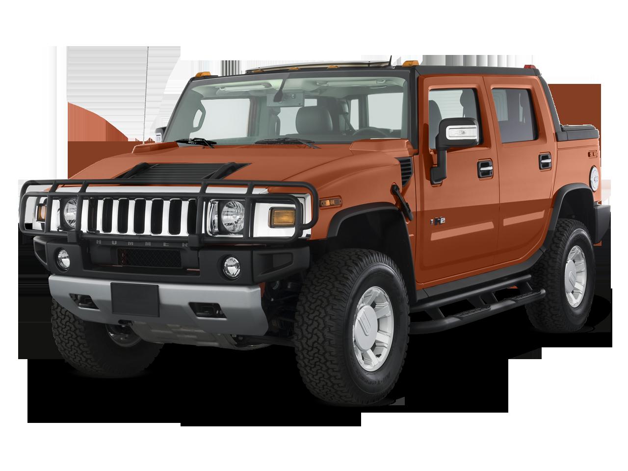 Hummer H2 2002 - 2009 Pickup #3