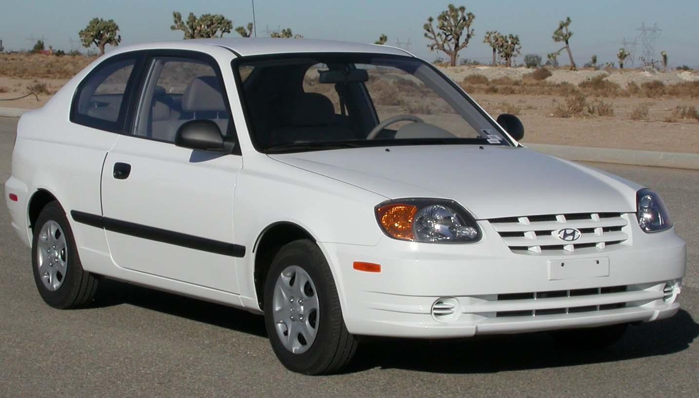 Hyundai Accent I 1994 - 1999 Hatchback 3 door #7