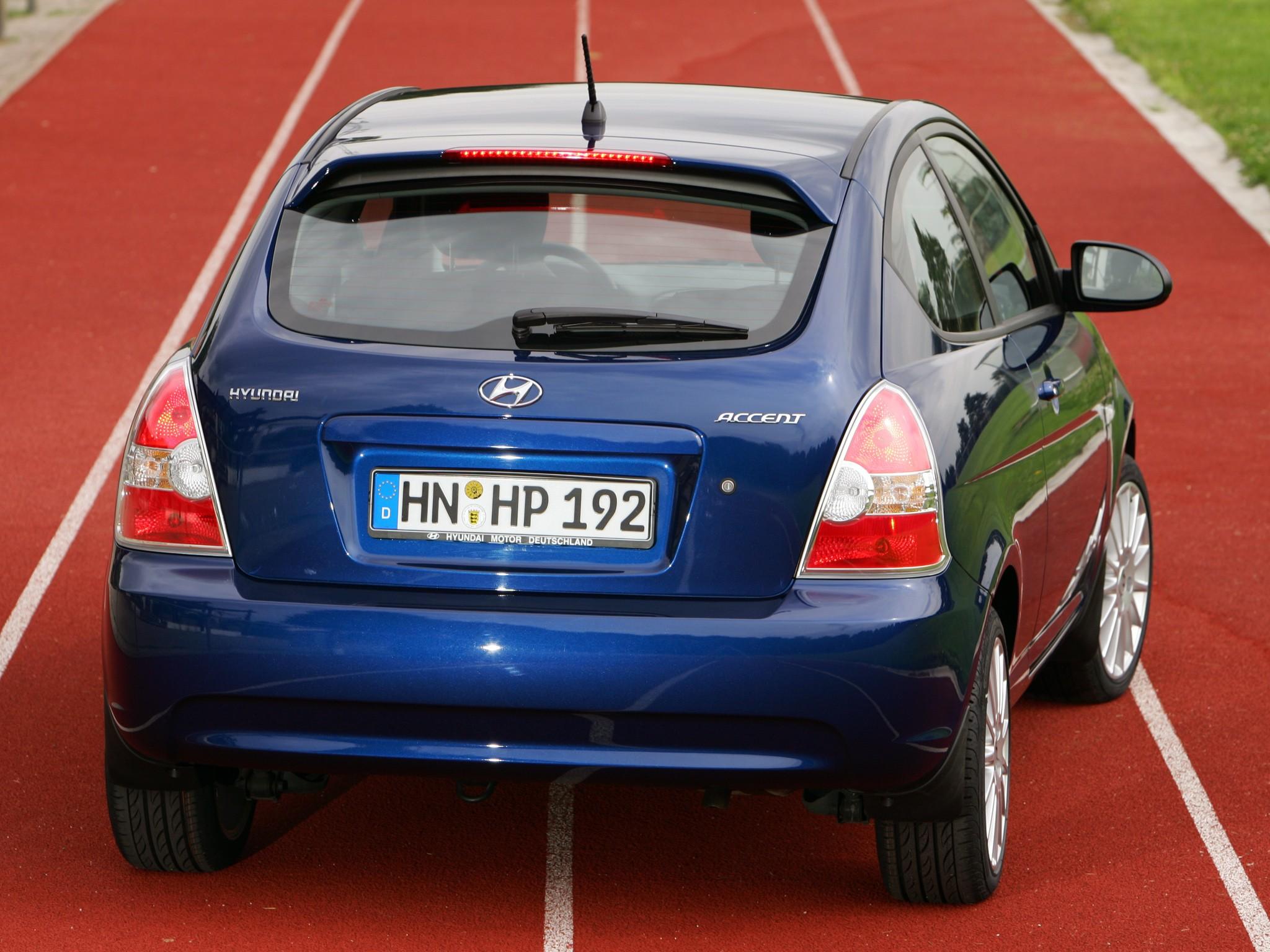 Hyundai Accent III 2006 - 2011 Hatchback 3 door #6