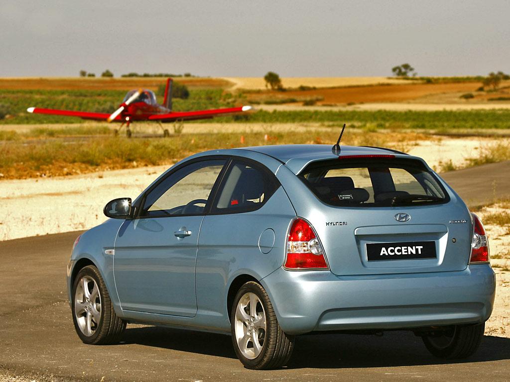 Hyundai Accent III 2006 - 2011 Hatchback 3 door #7