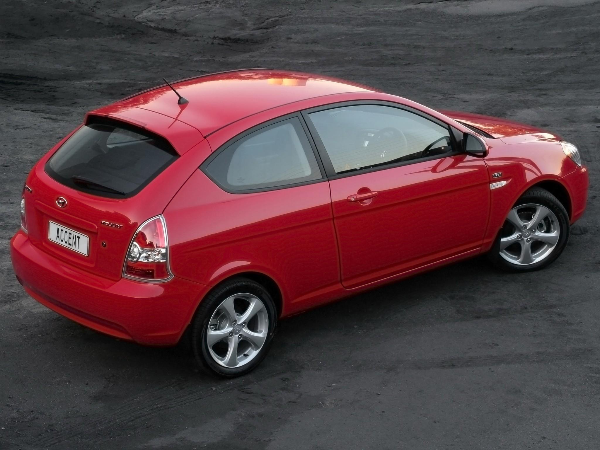 Hyundai Accent III 2006 - 2011 Hatchback 3 door #5