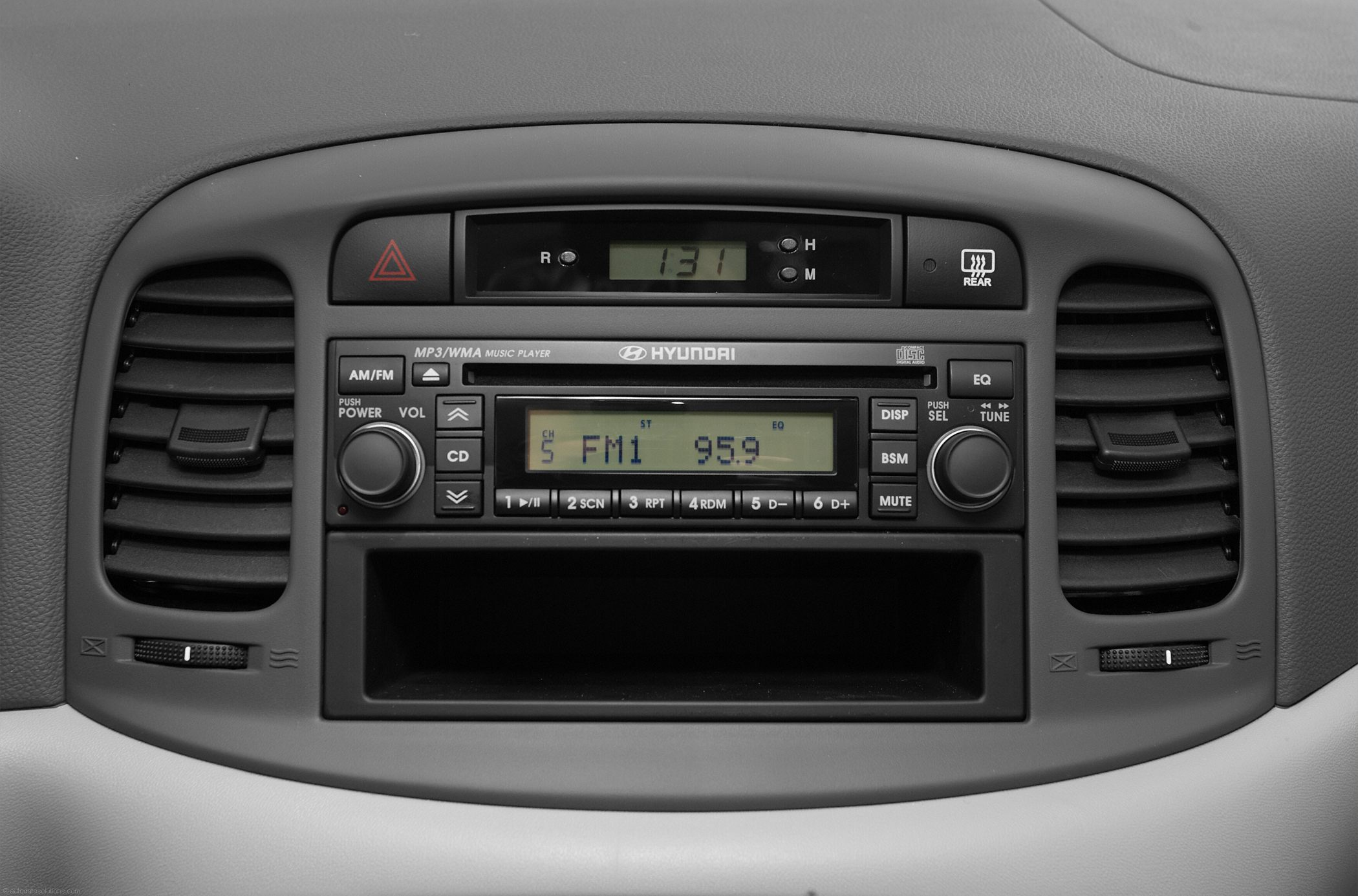 2008 Hyundai Accent Gls Interior Www Indiepedia Org