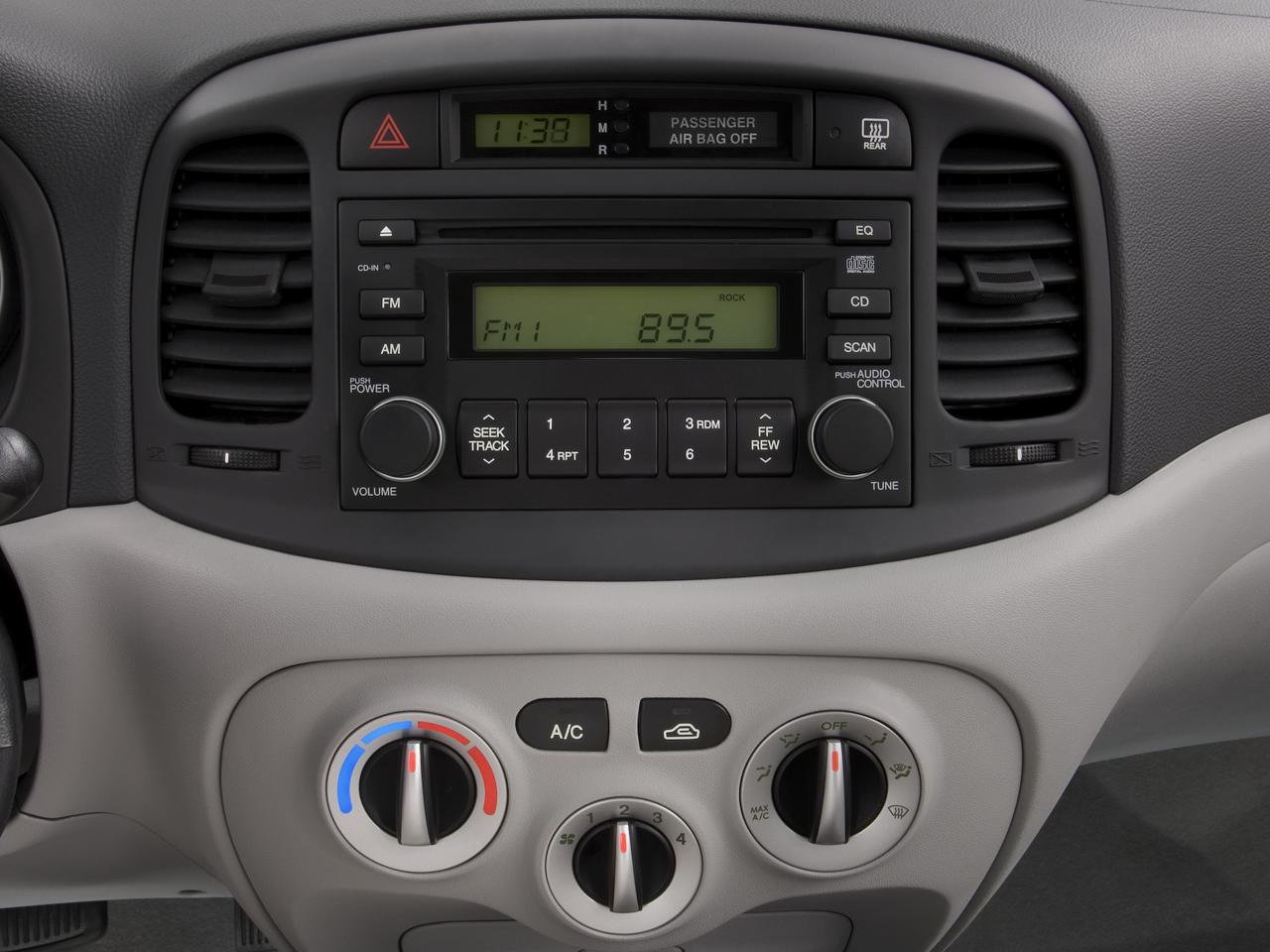 Hyundai Accent IV 2010 - now Sedan #1