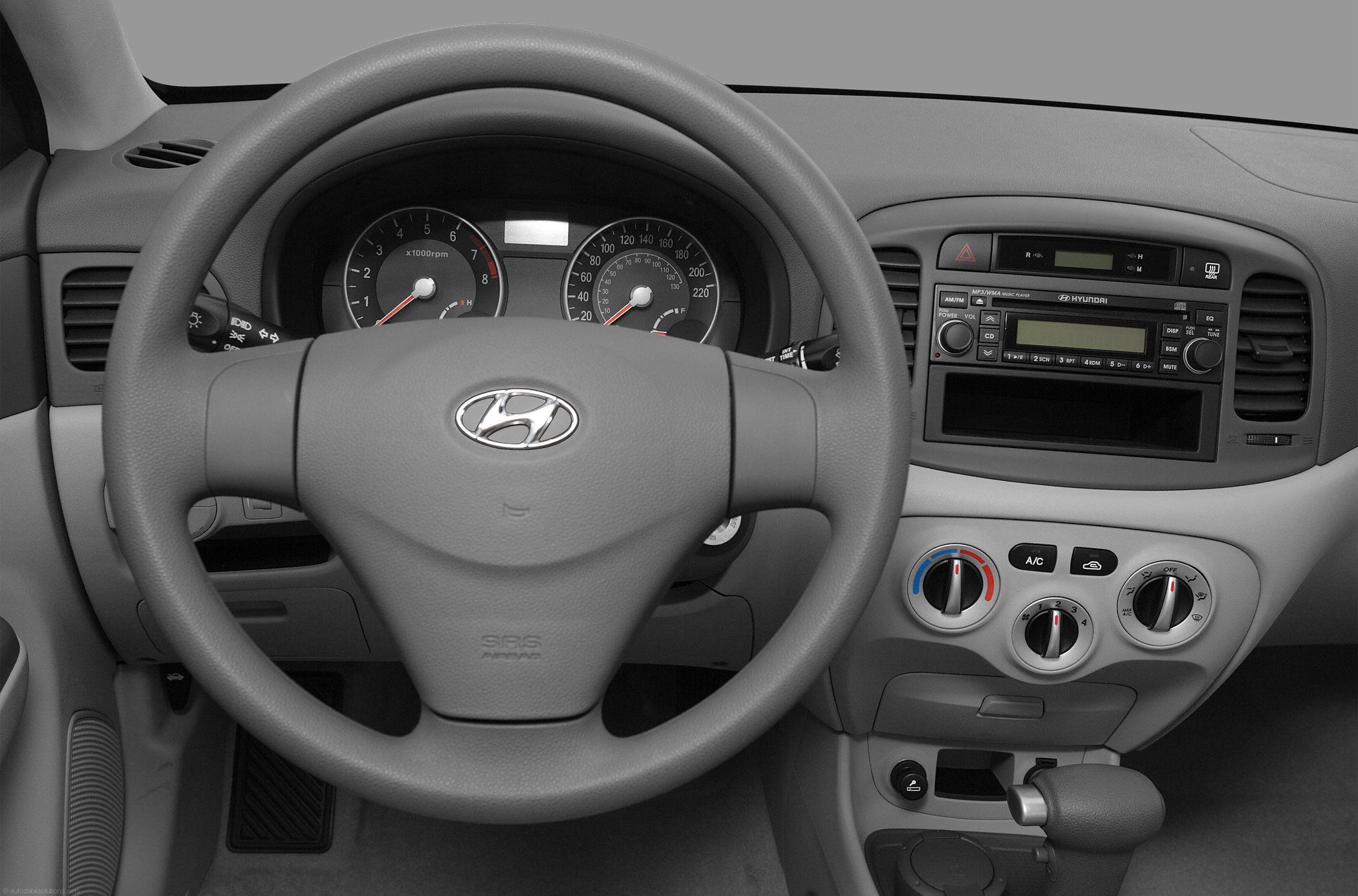 Hyundai Accent IV 2010 - now Sedan #2