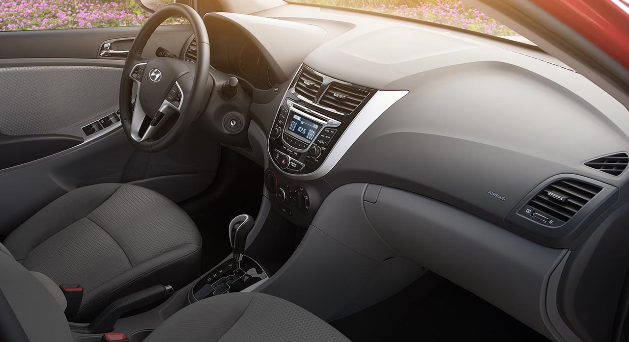 Hyundai Accent IV 2010 - now Sedan #7