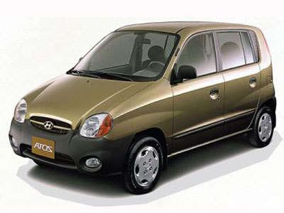 Hyundai Atos 1997 - 2008 Hatchback 5 door #4