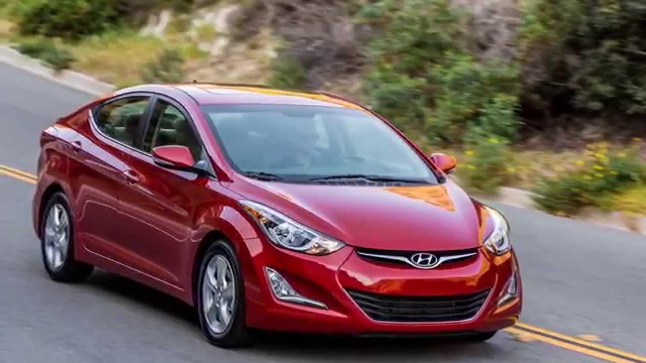 Hyundai Avante VI 2015 - now Sedan #3