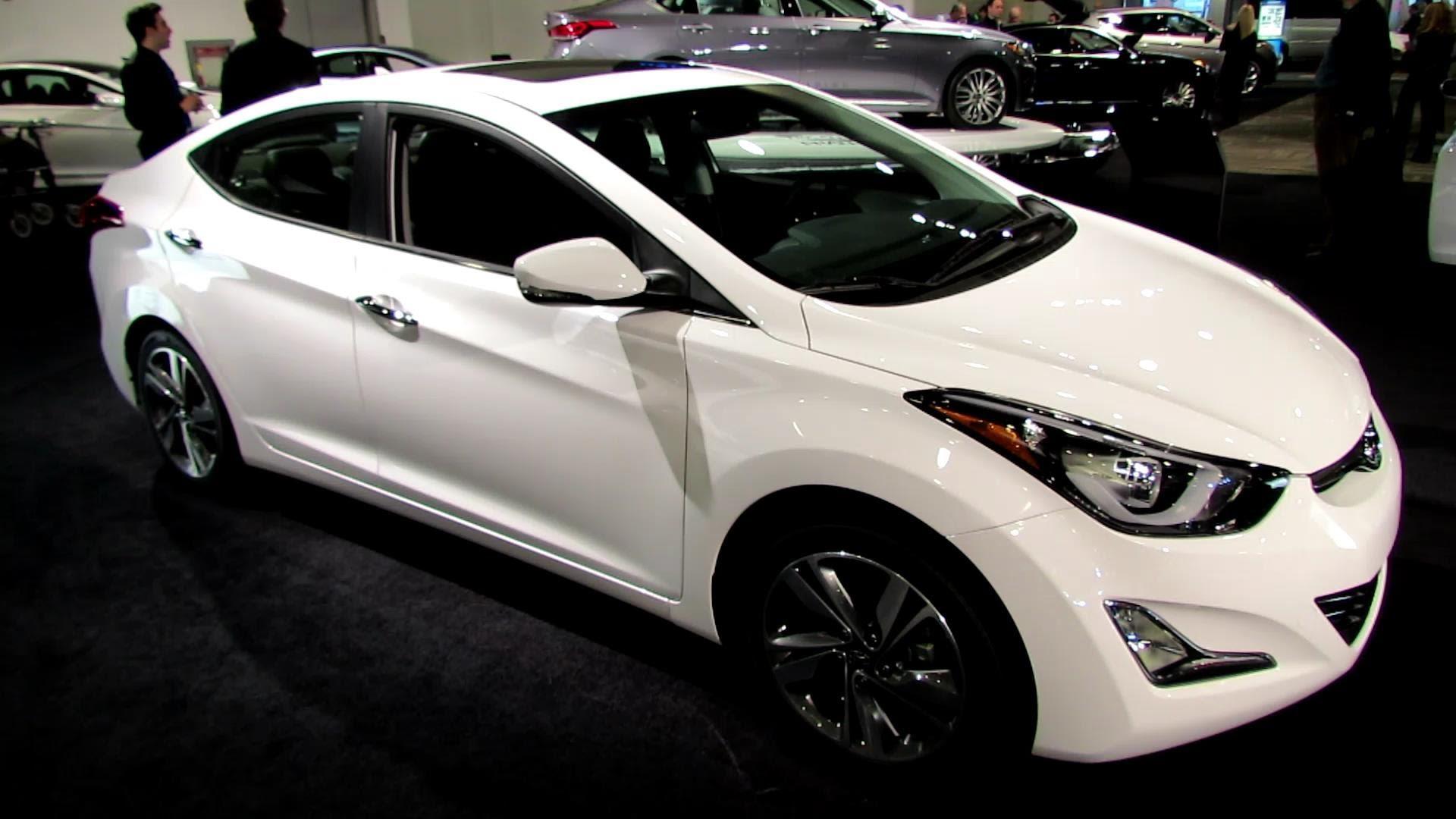 Hyundai Avante VI 2015 - now Sedan #2