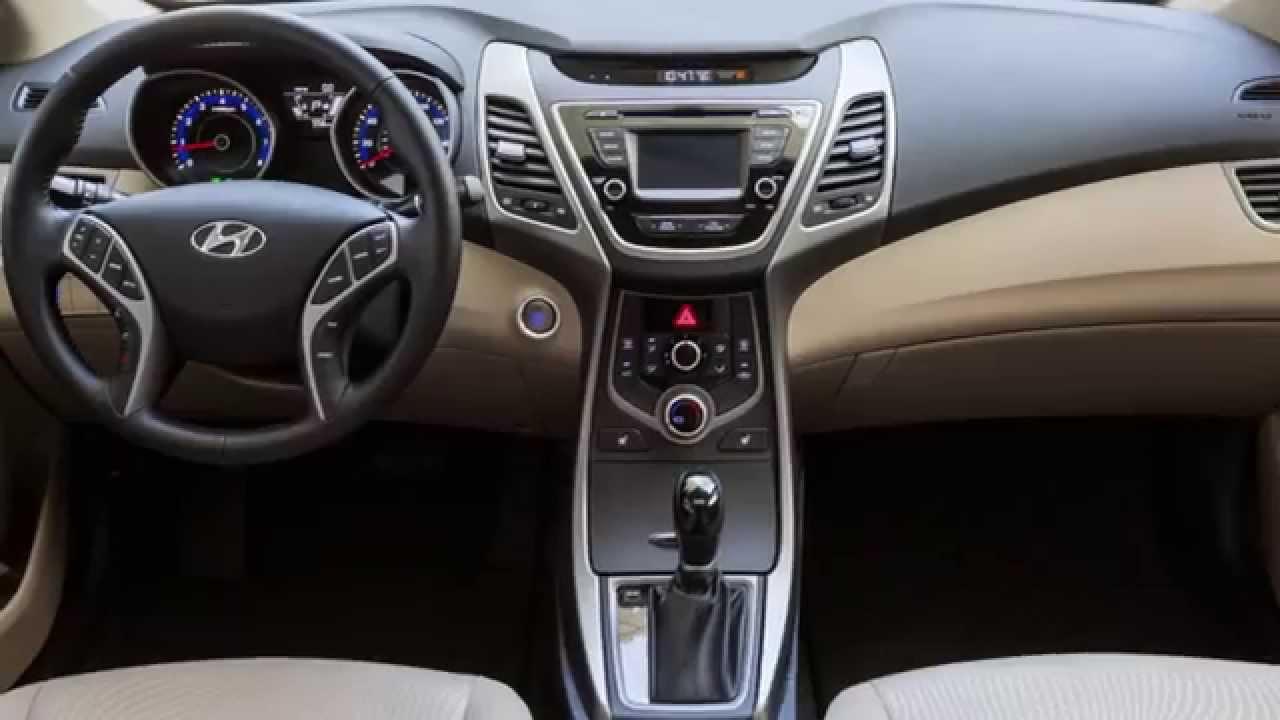 Hyundai Avante VI 2015 - now Sedan #5
