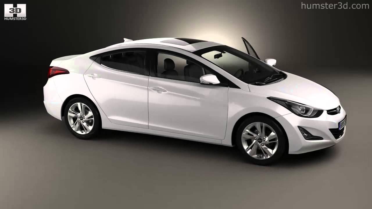 Hyundai Avante VI 2015 - now Sedan #7
