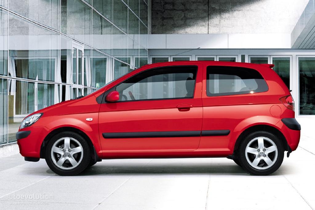 Hyundai Getz I Restyling 2005 - 2011 Hatchback 3 door #7