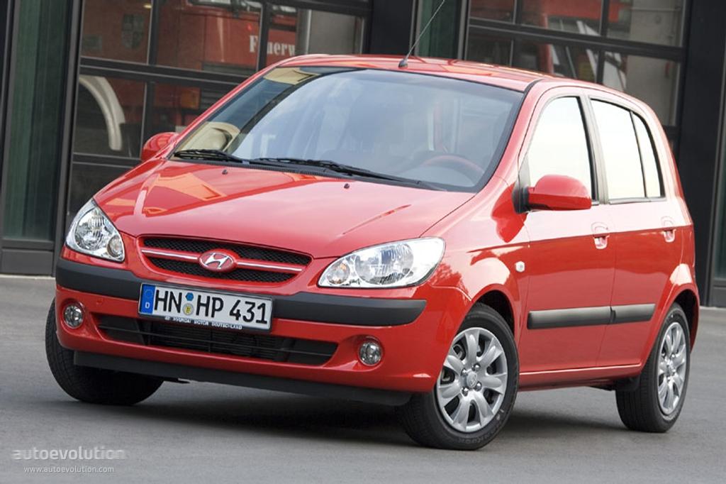 Hyundai Getz I 2002 - 2005 Hatchback 3 door #1