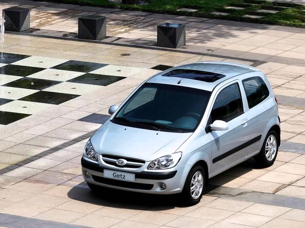 Hyundai Getz I 2002 - 2005 Hatchback 3 door #8