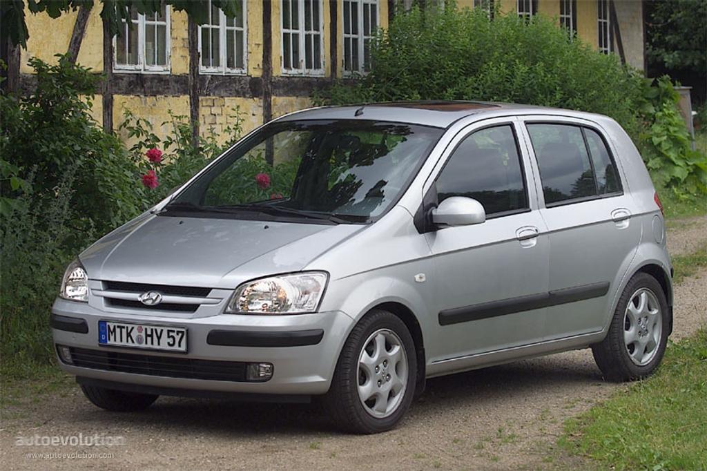Hyundai Getz I 2002 - 2005 Hatchback 3 door #4