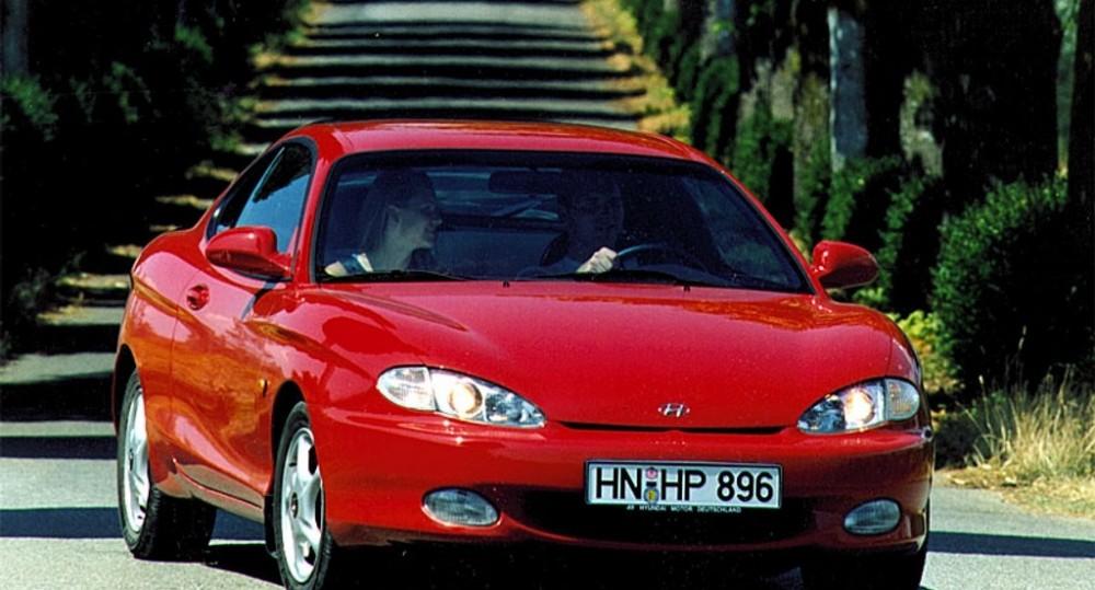 Hyundai Coupe I (RD) 1996 - 1999 Coupe #6