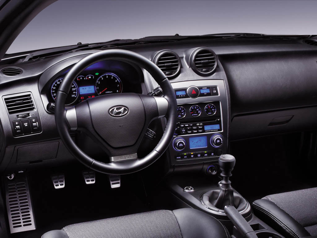 Hyundai Coupe II (GK) 2002 - 2007 Coupe #6