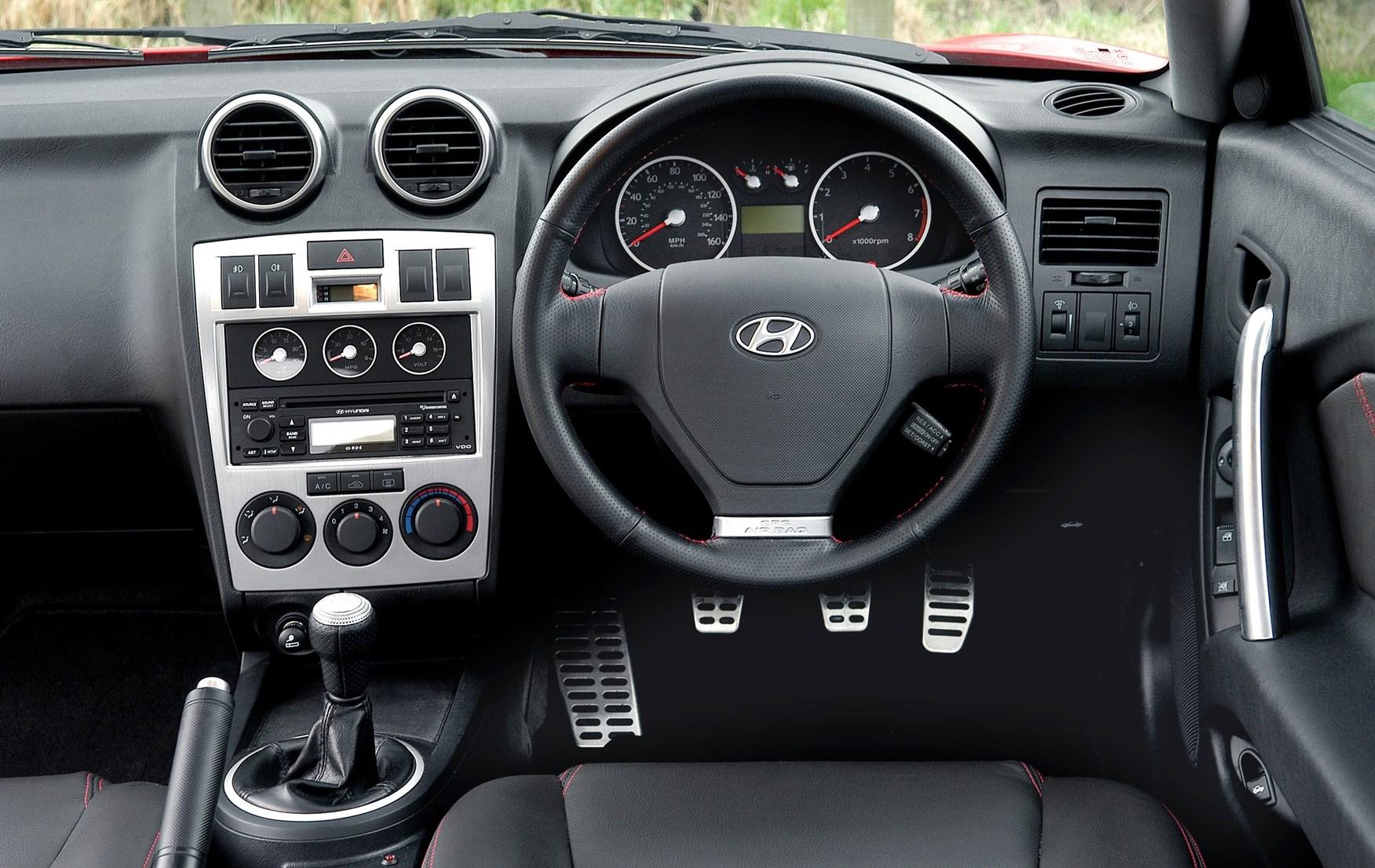 Hyundai Coupe II (GK) 2002 - 2007 Coupe #1