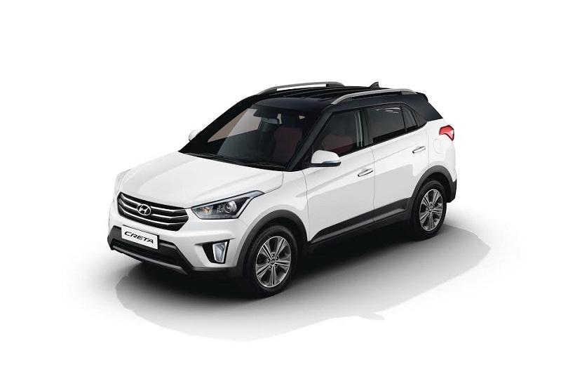 Hyundai Creta I 2016 - now SUV 5 door #3