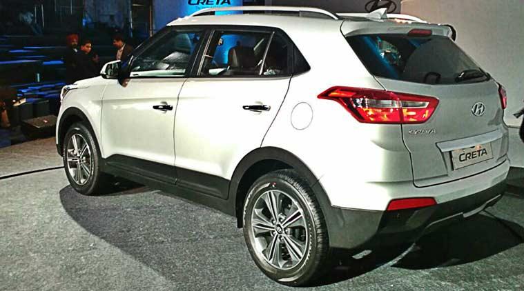 Hyundai Creta I 2016 - now SUV 5 door #2