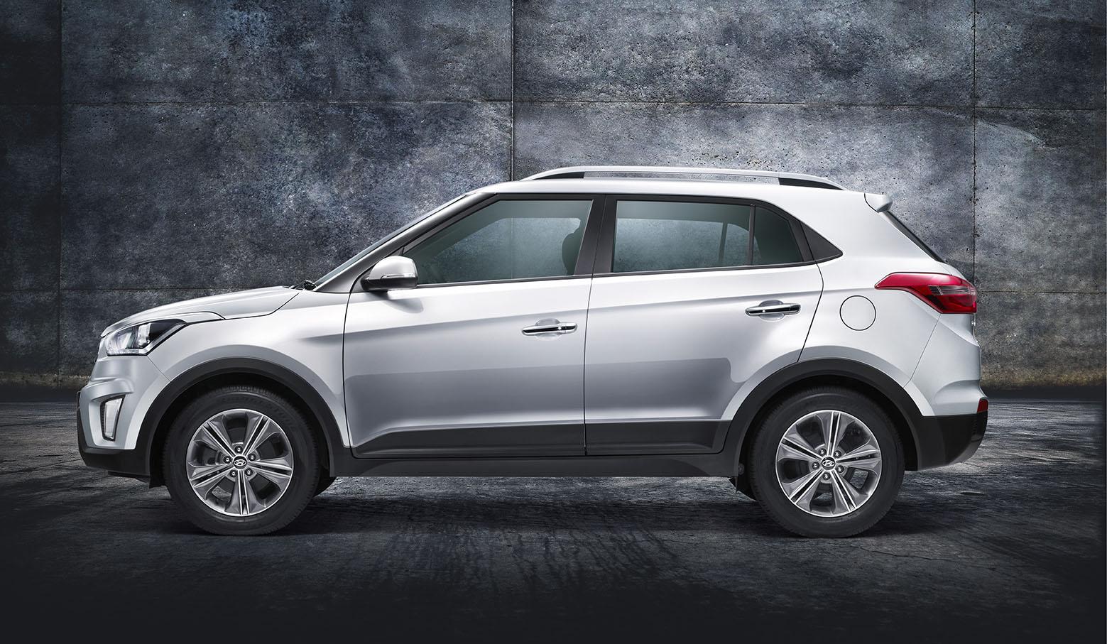 Hyundai Creta I 2016 - now SUV 5 door #7